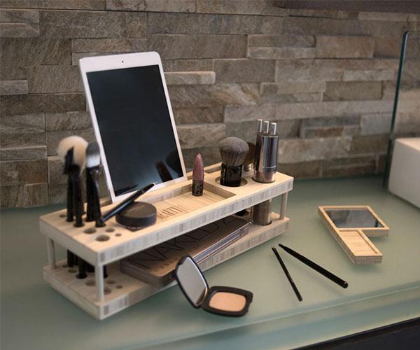 iBeauty Station Makeup Organizer