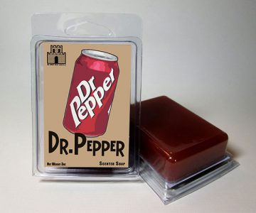Dr Pepper Scented Soap