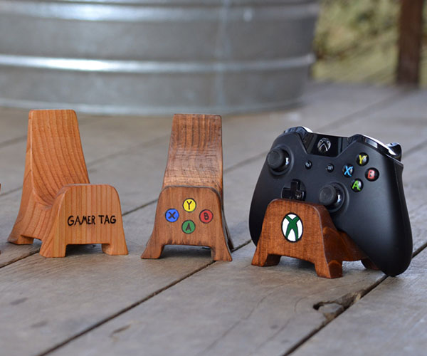 Game Console Controller Stands