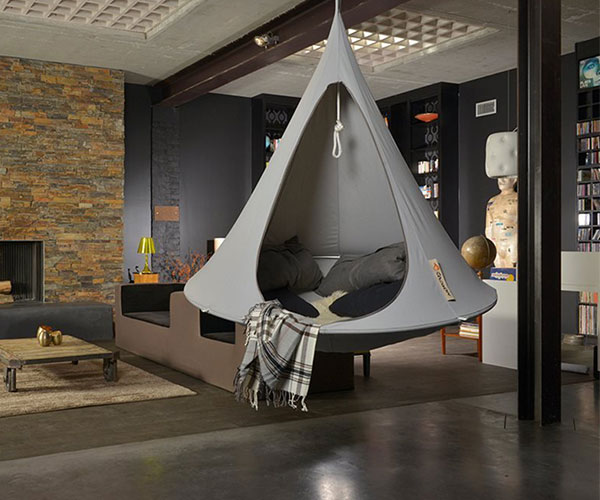 Double Hanging Cacoon Hammock Chair