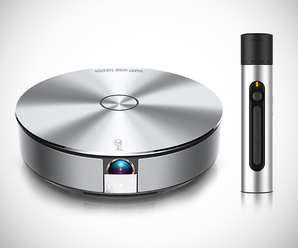JmGO Smart Projector Home Theater System