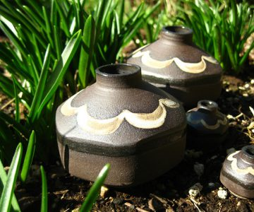 Legend of Zelda Ceramic Pot