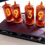 Nixie Tube Digital Clock