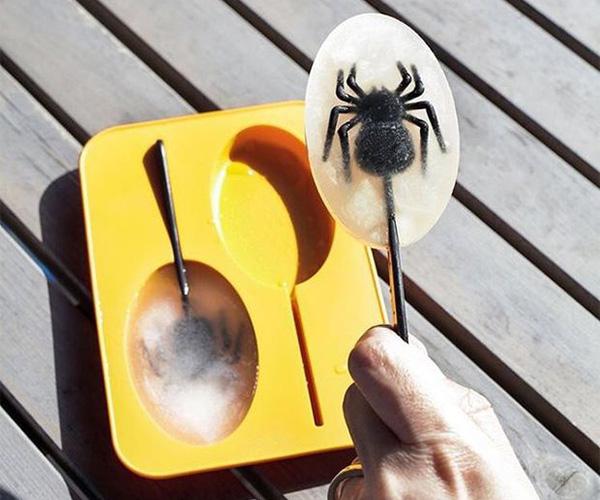 Spider Ice Pop Mold