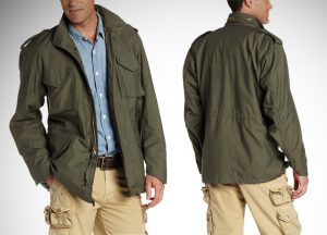 Alpha Industries Men's M-65 Field Coat