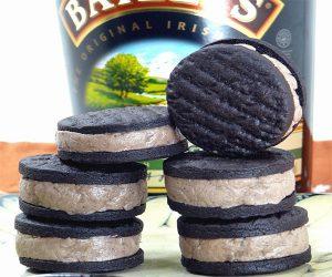 Bailey's Chocolate Oreo Cookies