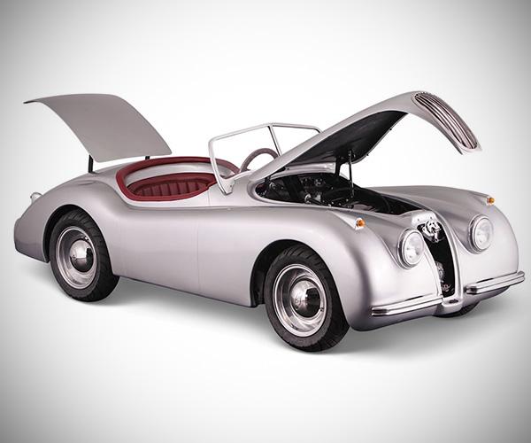 Jaguar Xk120 Coupe: Jaguar XK120 Mini Roadster For Adult's » COOL SH*T I BUY