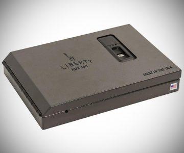 Liberty MICRO Biometric Safe