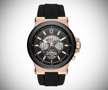 Michael Kors 'Dylan' Chronograph Watch