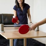 Pongo Portable Ping Pong Table Tennis