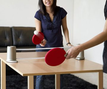 Pongo Portable Ping Pong Table Tennis