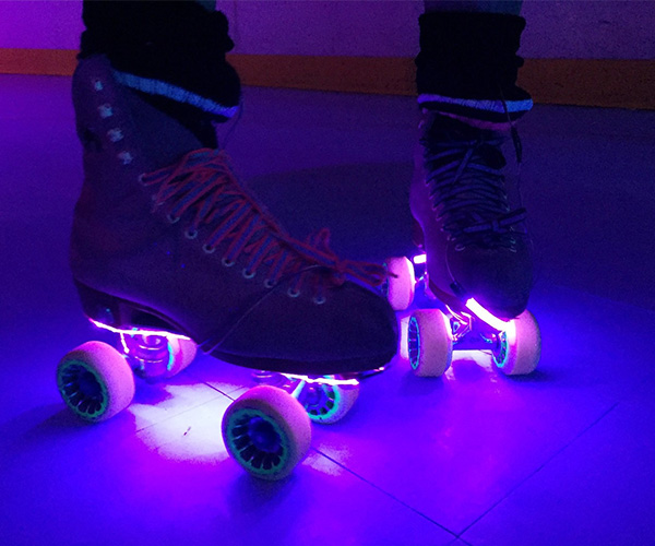Roller Skates Lights