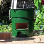 Stovetec Wood & Charcoal Stove