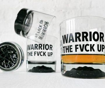 Warrior Whiskey Vessel by WtFU