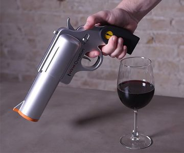 Wine Gun Electric Wine Opener