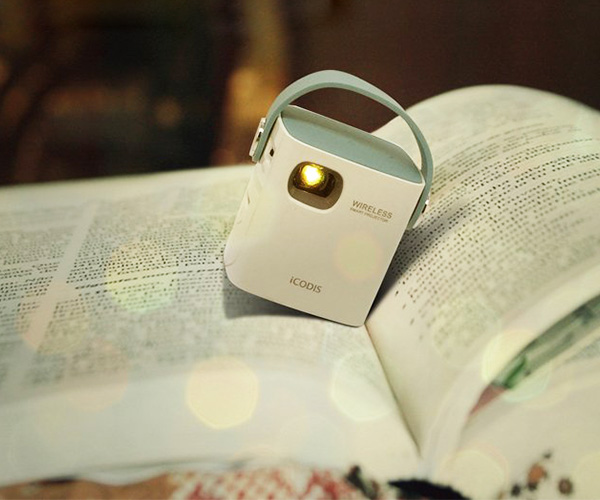 iCODIS Wireless Smart Projector Cube