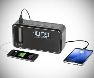 iHome Dual Portable Rechargeable Speaker