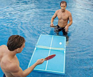 Floating Waterproof Table Tennis Set