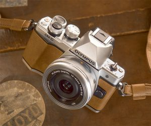Olympus E-M10 Mark II Limited Edition Camera
