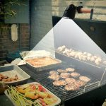 All-Weather LED Barbecue Grill Light