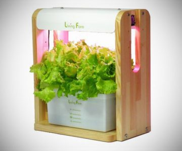 Living Farm Coco Veggie Hydroponic Grow Box