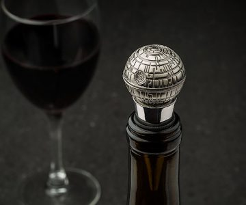 Star Wars Death Star Bottle Stopper