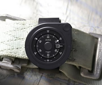 The Avra 1-HUNDRED Watch