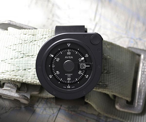 The Avra 1-HUNDRED Watch