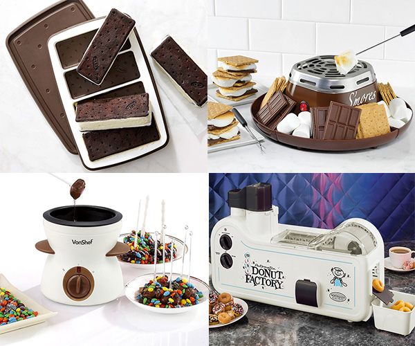 Top 5 Must Have Kitchen Gadgets for the Sweet Tooth