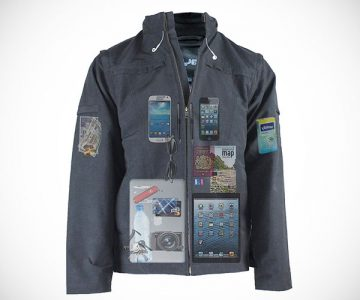 AyeGear J25 Jacket Vest with 25 Pockets