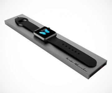 BLOC Charging Dock for Apple Watch