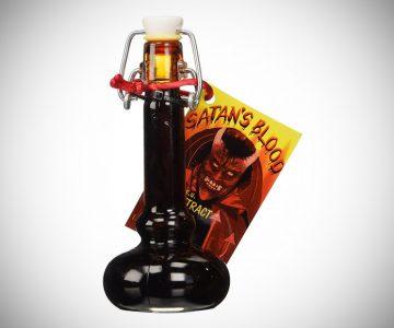 Satans Blood Hot Sauce