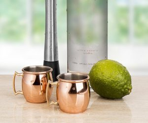 Moscow Mule Copper Shot Glasses