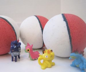 Pokeboms Pokemon Bath Bomb Balls