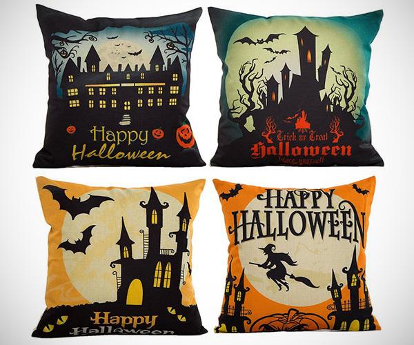 Happy Halloween Pillow Cases