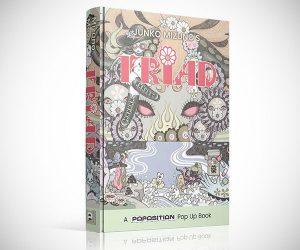Junko Mizuno's TRIAD Pop Up Book