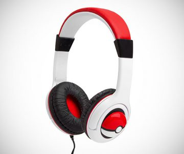 Pokemon Stereo Headphones