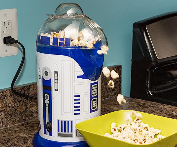 R2-D2 Popcorn Maker