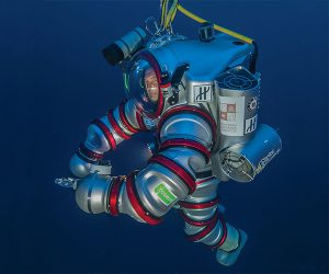 Self Propelled Diving Suit