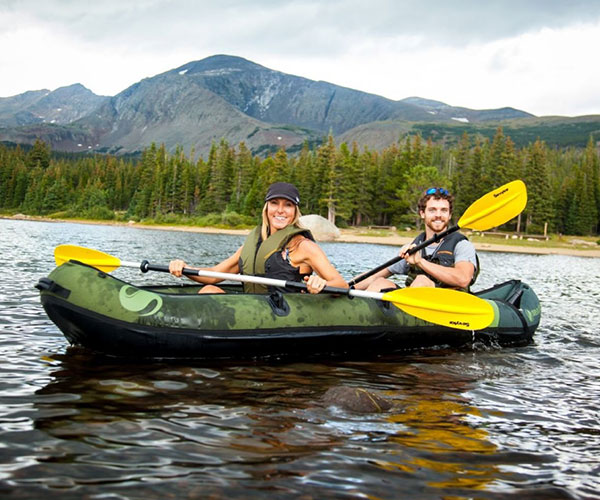 Sevylor Colorado 2-Person Fishing Kayak » COOL SH*T I BUY