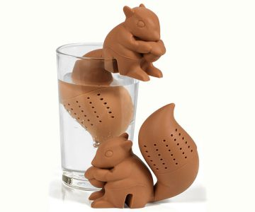 Squirrel Tea Infuser
