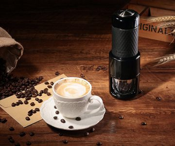 Staresso Portable Manual Coffee Maker