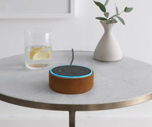Amazon: Echo Dot Hands-Free Voice-Controlled Device