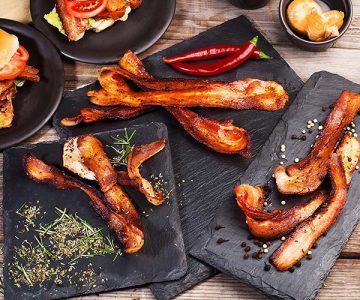 Bacon Lovers Feast Gift Basket