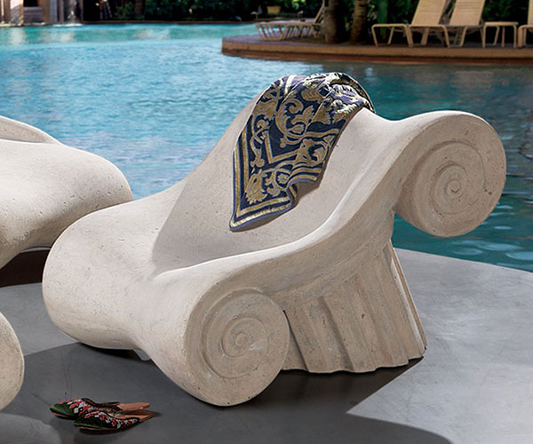 Roman Spa Furniture Masters Chair