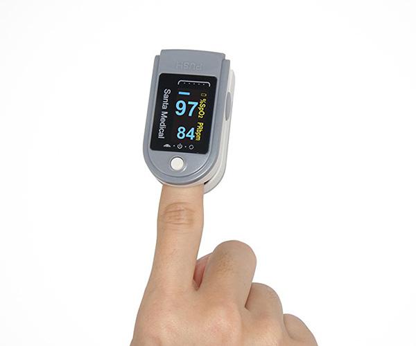SantaMedical Gen 2 Finger Pulse Oximeter