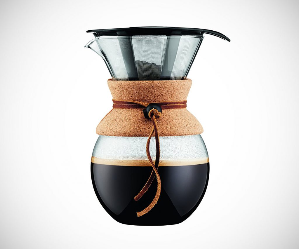 Bodum Pour-Over Coffee Maker with Permanent Filter