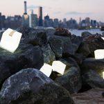 SolarPuff Portable LED Solar Lantern