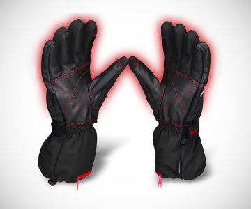 Warm Heated Gloves