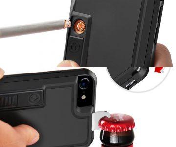 iPhone 7 Lighter & Bottle Opener Case